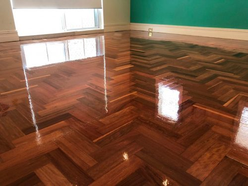 Floor Sanding & Polishing - Sydney Eastern Suburbs
